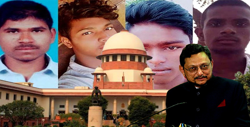Families Of Dead Accused In Hyderabad Rape Case File For Independent Probe In Supreme Court