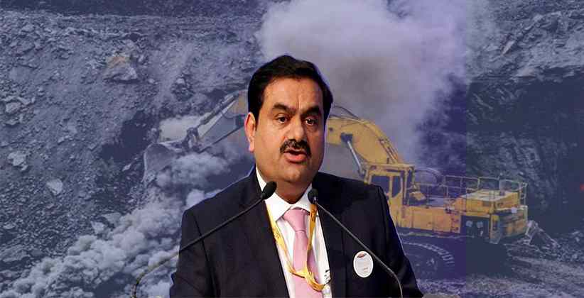 CBI Probe Initiated Against Adani Enterprises For Illegally Obtaining Supply Order For 6 lakhs Tonnes Coal