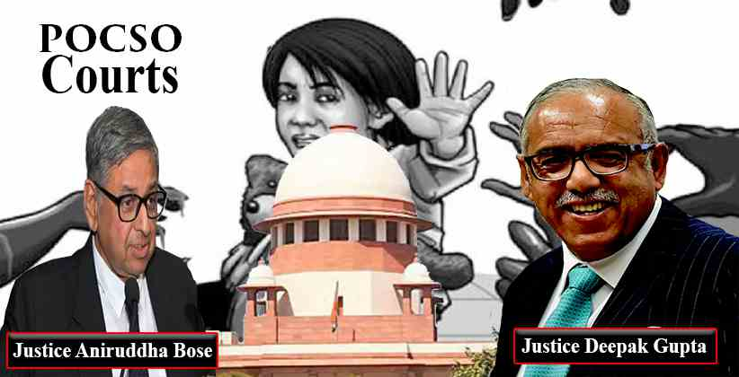 Appoint Exclusive Public Prosecutors In POCSO Courts: SC To States