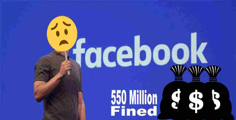 Facebook To Pay USD 550 Million In Damages For Lawsuit Over Its Use Of Facial Recognition