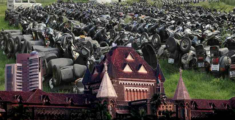 Bombay HC Dismisses PIL Regarding Illegal Parking And Abandoning Of Old Vehicles