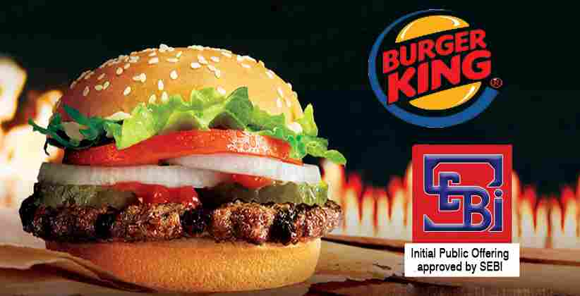 Burger King Gets Sebi's Approval To Float IPO