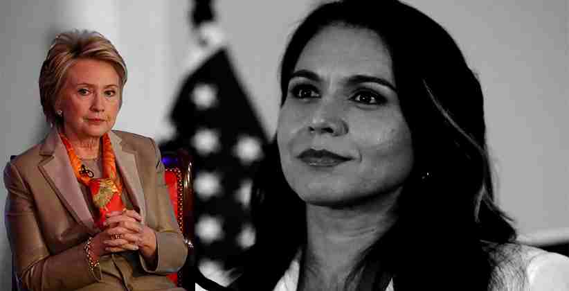 Hillary Clinton Sued By Tulsi Gabbard For $50M For Calling Her A 'Russian Asset'Hillary Clinton Sued By Tulsi Gabbard For $50M For Calling Her A 'Russian Asset'Hillary Clinton Sued By Tulsi Gabbard For $50M For Calling Her A 'Russian Asset'