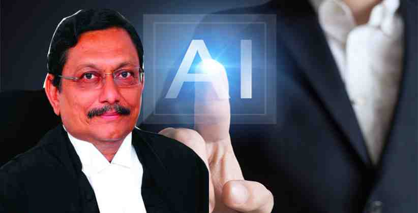 CJI Mulls Over The Use Of An AI-System To Avoid Undue Delay In Justice Delivery, Calls It The Need Of The Hour