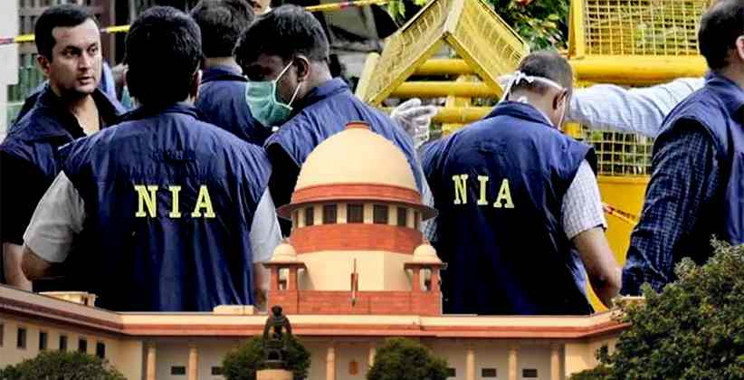 NIA Act Challenged In SC, Chhattisgarh Government Contends That Act Is Unconstitutional