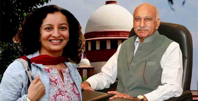SC To Hear MJ Akbar-Priya Ramani Defamation Case On January 24