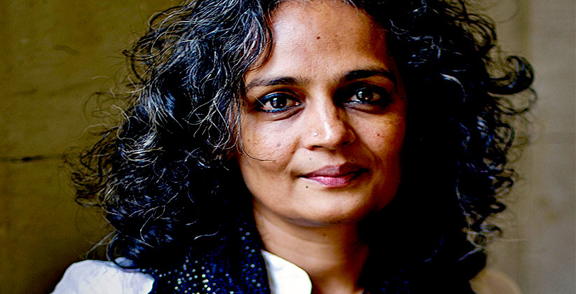 SC Advocate Files Complaint Against Arundhati Roy For Propagating Anti-NPR Agenda
