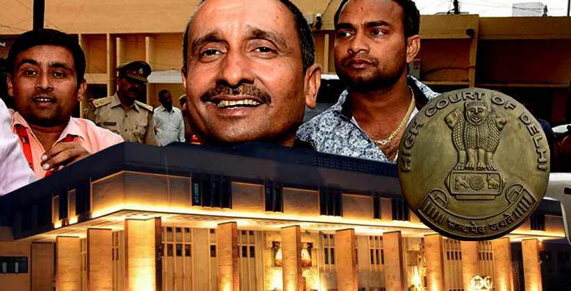 Unnao Rape Case Update: Convicted MLA Sengar Seeks Relief From Delhi HC