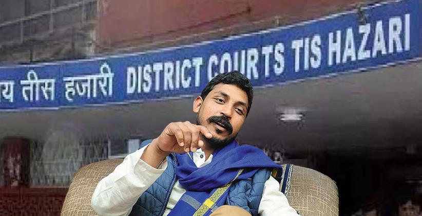 [Breaking]: Tiz Hazari Court Allows Bhim Army Chief Chandrashekhar Azad To Visit Delhi For Medical & Election Purposes