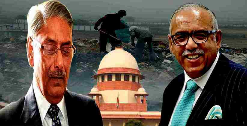 Supreme Court's Solutions To Curbing Pollution In The National Capital Region