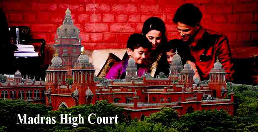 Madras HC: Husband And Children Only Legal Heirs Of Wife