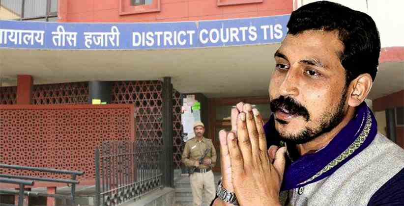 Bhim Army Chief Chandrashekhar Azad's Plea Against Bail Conditions To Be Heard Today: Daryaganj Violence