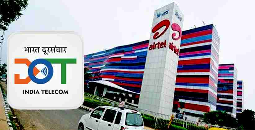 Bharti Airtel gets upto 100% FDI approval by DoT