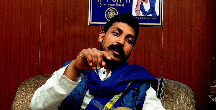 "Daryaganj Violence: ""Leave Delhi For 4 Weeks"" Says Tis Hazari Court To Bhim Army Chief, Chandrashekhar Azad"