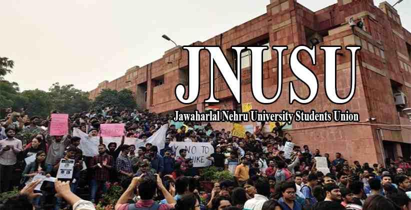 JNUSU To File A Case Regarding Unlawful Hostel Manual In The Delhi HC