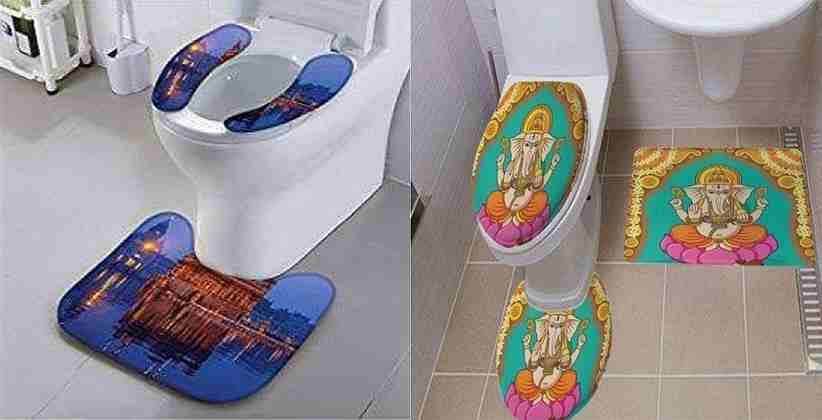 Amazon slapped with Legal Notice for selling bathroom rugs with Golden Temple images on it