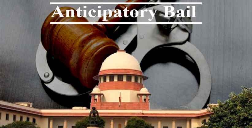 Anticipatory Bail Cannot Be Limited By Time: Says SC
