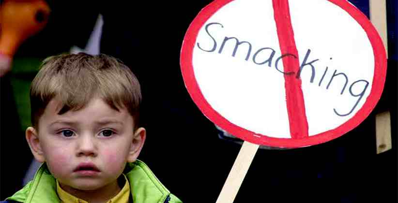 Bill Banning Smacking of Children Passed In Wales Assembly
