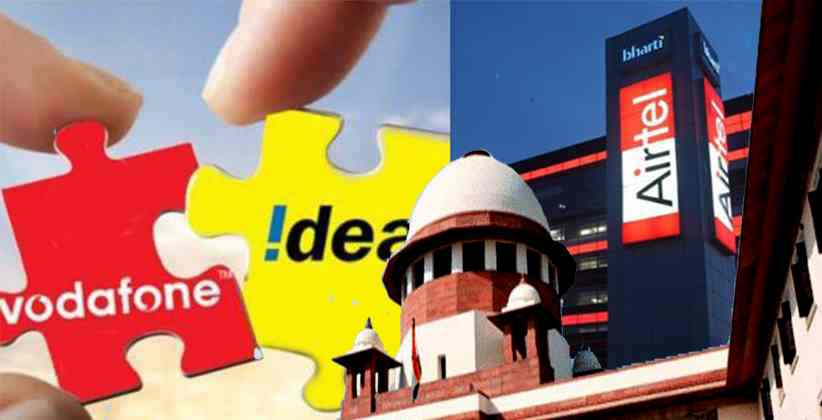 Vodafone-Idea And Bharti Airtel Move SC To Modify AGR's Rs. 92,000 Crores Worth Payment Order