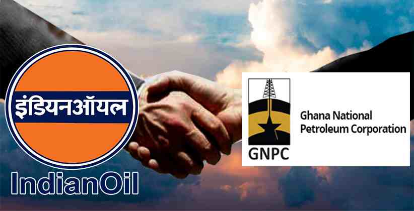 Indian Oil signs MoU with Ghana's National Petroleum Authority For Ghana's LPG Policy