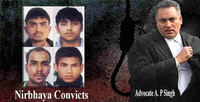Bar Council Of Delhi Nirbhaya Convicts AP Singh Lawstreet Journal  2020-01-18 - Lawstreet Journal  - lj 8265 Bar Council Of Delhi Indicts Ap Singh