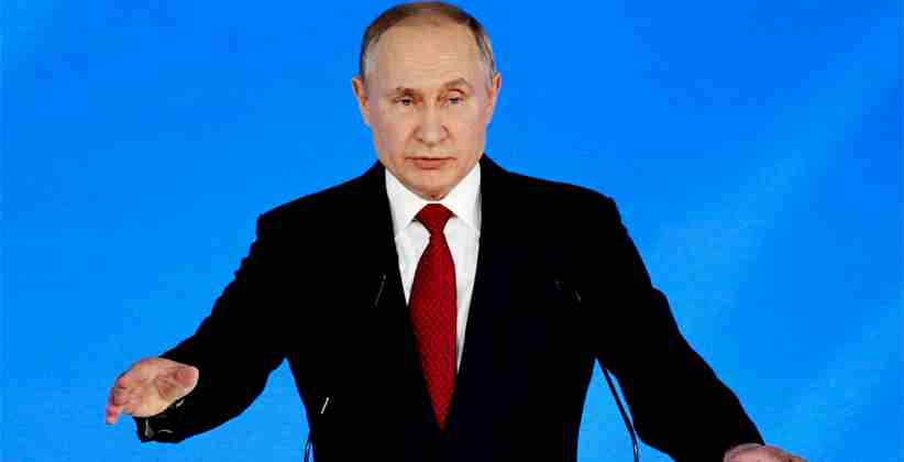 Putin Proposes To Change The Constitution; Russian Government Resigns