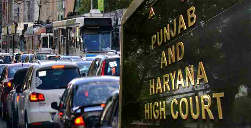 Ban On Mentioning Designation & Profession on Vehicles; P&H HC Sets 72 Hours' Implementation Deadline