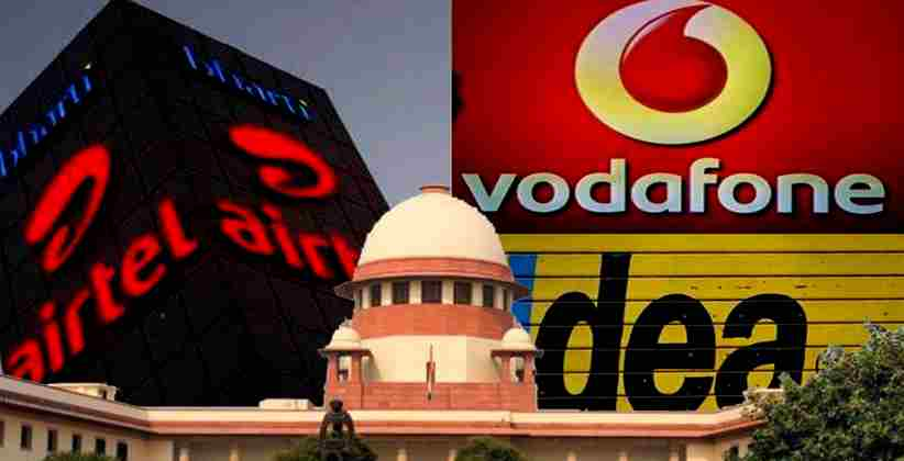 SC To Hear Next Week Vodafone-Idea And Bharti Airtel's Plea To Modify AGR's Rs. 92,000 Crores Worth Payment Order
