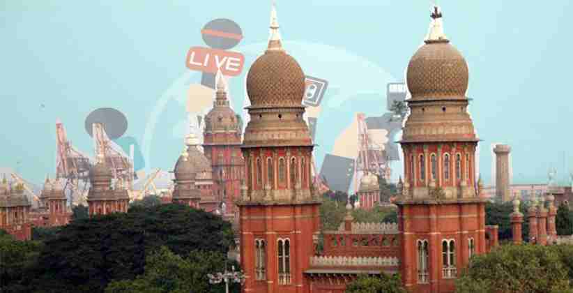 Madras HC to counter fake journalists in state by constituting a special panel