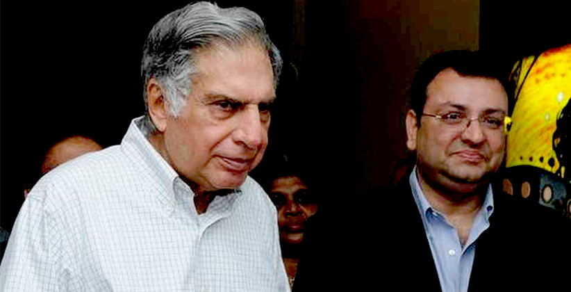 Tata Sons Push Back Against NCLAT's Decision, File Petition In Supreme Court For Removal Of Mistry