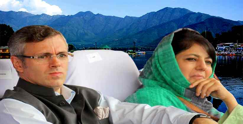 Ex-CMs Of J&K Omar Abdullah and Mehbooba Mufti Charged Under PSA