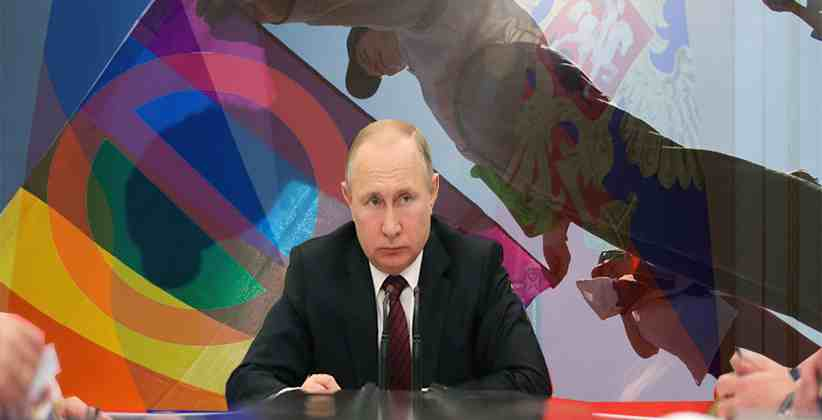 Putin Rules Out Legalizing Gay Marriage In Russia