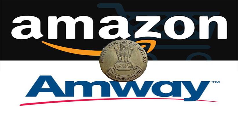 Amazon vs Amway
