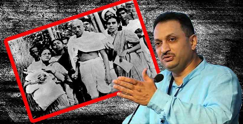 BJP Serves Show Cause Notice To Anantkumar Hegde For Calling Mahatma Gandhi's Freedom Struggle A Drama