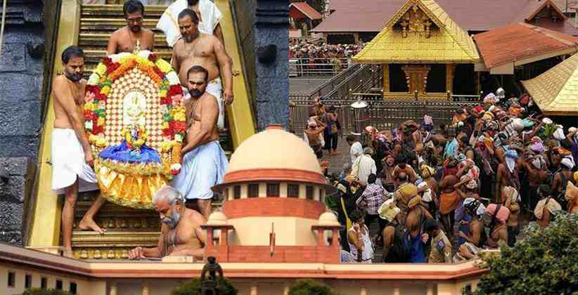 SC Orders Preparation Of An Inventory of Lord Ayyapa's Jewellery & A Detailed List Of Assets At Sabarimala Temple