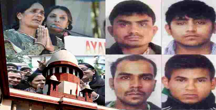 Nirbhaya Case Update: SC To Hear Centre's Appeal Challenging Delhi HC's Verdict On Hanging Convincts