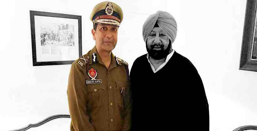 Senior IPS Officer Approaches SC Against Punjab & Haryana HC's Order Challenging DGP's Appointment