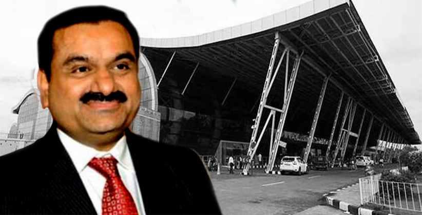 Grant Thiruvananthapuram Airport Management Rights To Adani