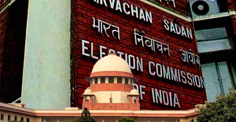 Proposal Filed By EC In SC To Join Plea Seeking Disclosure Of Criminal History Of Political Candidates, Asks For Imposition Of Criminal Liability