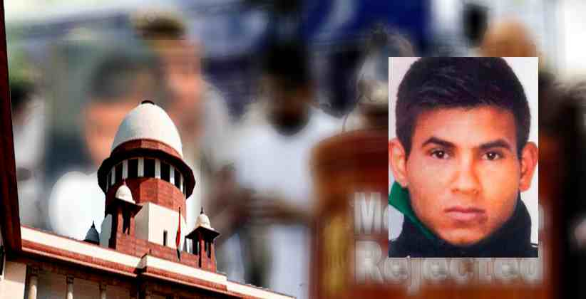 Nirbhaya Case Update Convict Vinay Sharma Moves SC