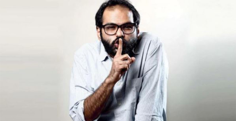 Kunal Kamra Issues Notice To IndiGo Against Travel Ban; Demands Compensation Of 25 Lacs