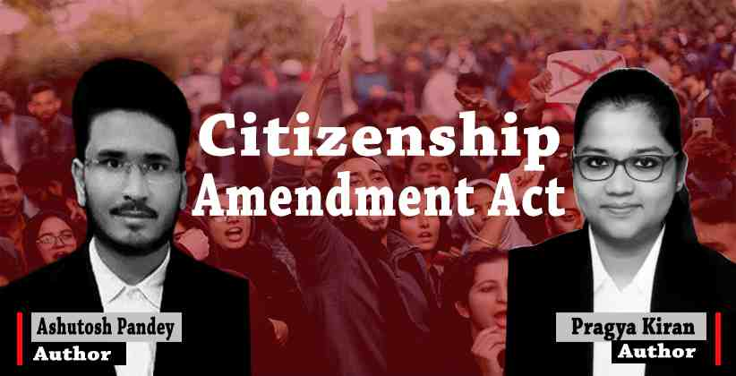 The New Citizenship Law Pious or Poisonous