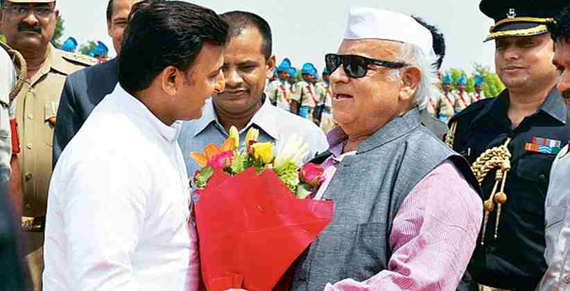 FIR Lodged Against Former UP Governor Aziz Qureshi For Anti-CAA Protest