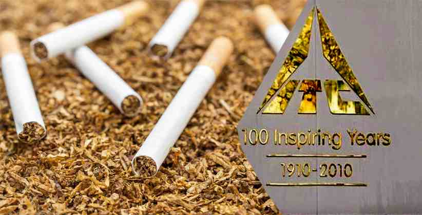 ITC Share Prices Hit New 52-Week Low Over Tax Hike On Cigarettes
