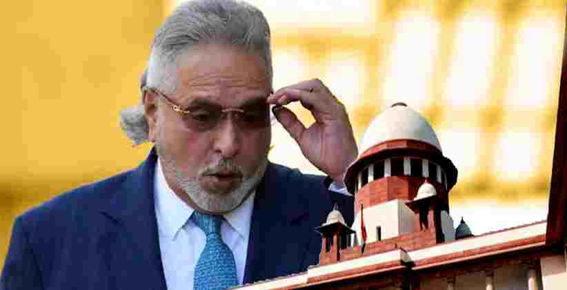 SC Adjourns Plea Filed By Mallya