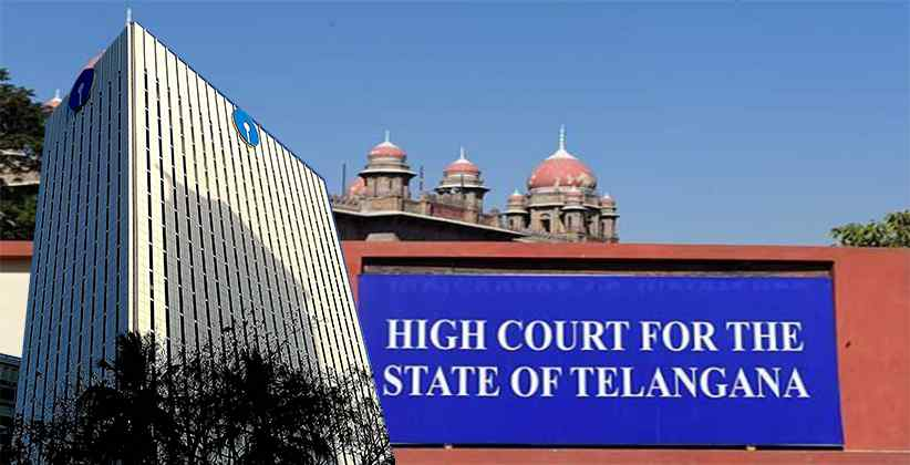 Telengana High Court State Bank of India