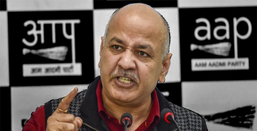 FIR Against Manish Sisodia, Delhi Court Seeks Report On Action Taken In Plea