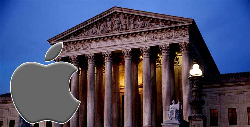 USA Supreme Court Denies Apple