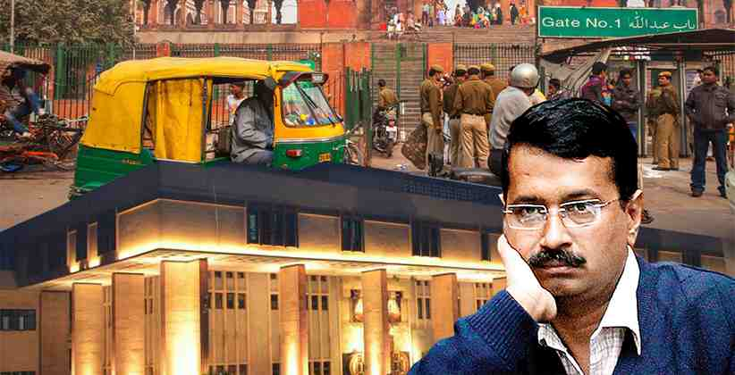 Delhi HC Stays Kejriwal Government's Notification That Increased Auto-Rickshaw Fares By 18% Last Year