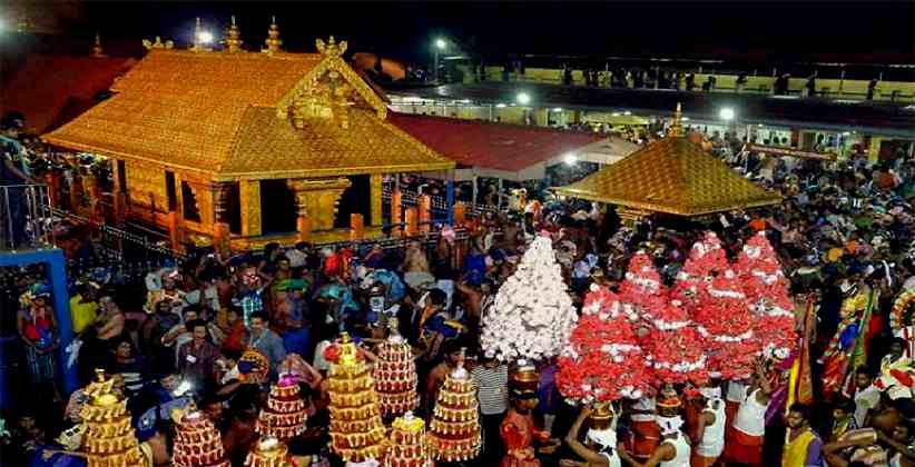 Sabarimala Case Update: Centre Asks SC For A Larger Bench To Settle Question Of Gender Discrimination At Religious Places